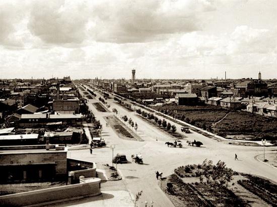 长春1936年,曾号称亚洲第