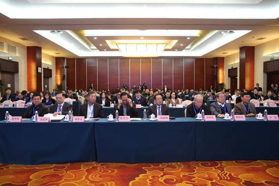 首届中国交通科技发展峰会在北京成功举行