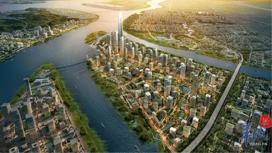 """全国顶级设计师""""把脉""""横沥岛尖城市规划方案"""