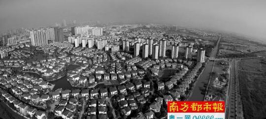"""广东顺德打造""""特色小镇集群示范区"""""""